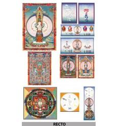 Kit Chenrezi à 1000 bras, Bouddha de la compassion