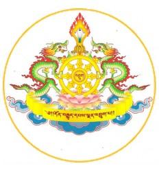 Adhésif Logo Drukpa Kagyu