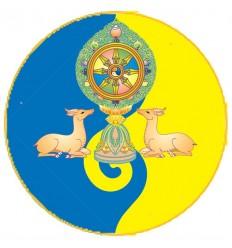 Adhésif Logo Kagyu