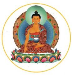 10 adhésifs Shakyamouni