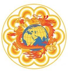 10 adhésifs Drukpa Kagyu