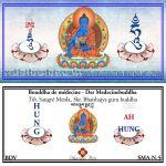 Bpuddha - medecine - Bhaishaya guru buddha