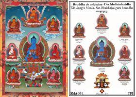 Bouddha medecine
