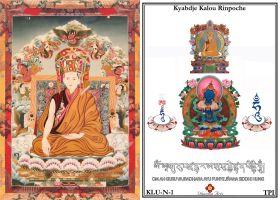 Kyabdje Kalou Rinpoche