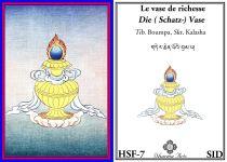 Le vase de richesse - Kalasha