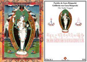 Paredre de Guru Rimpoche