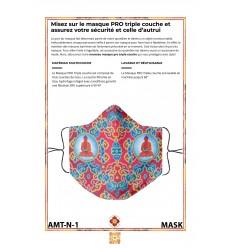 Masque de protection AMITHABA