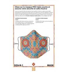 Masque de protection DZAMBALA