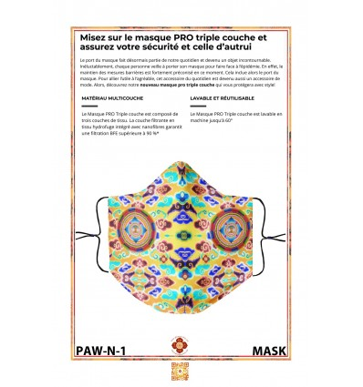 Protection's mask PANISHAWARI