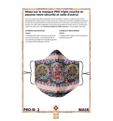 Masque de protection PROTECTEURS