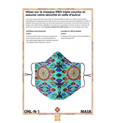 Protection's mask BHAISHAJYA GURU BOUDDHA