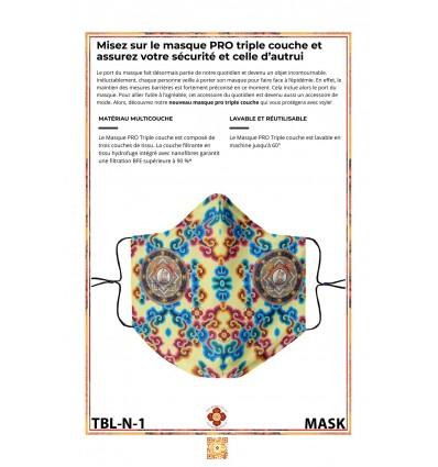 Protection's mask SITARA