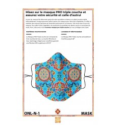 Protection's mask ORGYEN MENLA