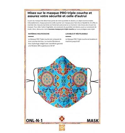 Protection's mask ORGYEN MENLA