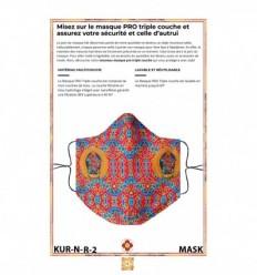 Masque de protection Kurukulle