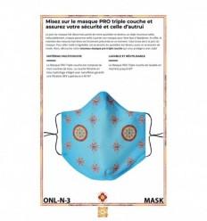 Masque de protection Orgyen Menla