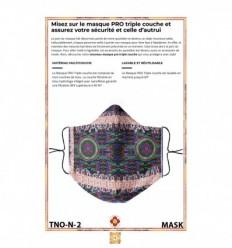 Masque de protection Troma Nagmo