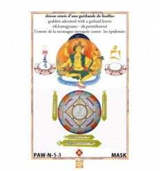 Masque de protection PANISHAWARI