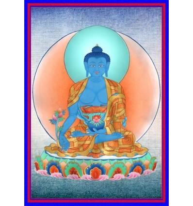 Bouddha médecine - Sangyé menla