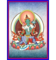 Tara verte - Dreuljang - Shyamatara