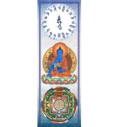 Bouddha médecine - Sangye Menla