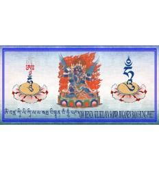 Vajrakilaya - Dorje phourba