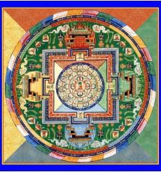 Bouddha de médecine - Sangyé menla
