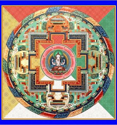 Caturbhuja Avalokiteshvara