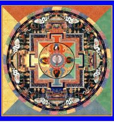 Tchenrezi à 1000 bras - Avalokiteshvara