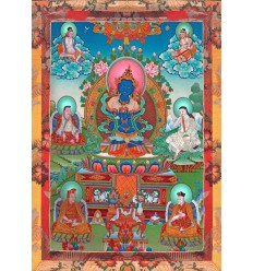 Founders of the Karma Kagyu lineage
