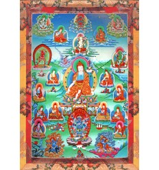 Founder of the Kagyu Shangpa lineage