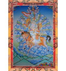 Gesar of Ling - Rinpoche manifestation to tame the negativities of the world
