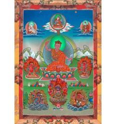 Le precieux maitre Le 2eme Karmapa
