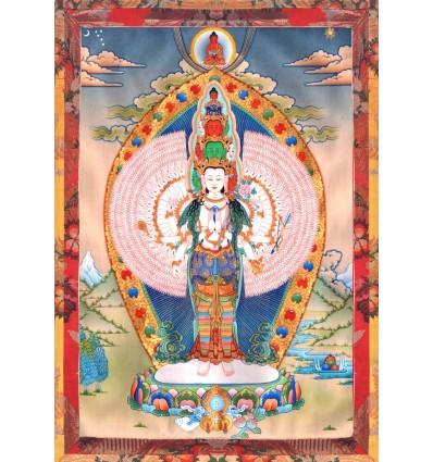 Avalokiteshvara a 1000 bras