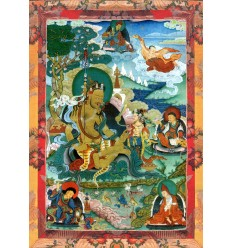 Les huit noms du maitre Gourou Tsengye Rayons de soleil