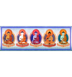 The five Buddha families