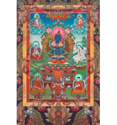 Fondateurs de la lignee Karma Kagyu
