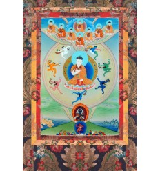 Le huitieme Karmapa