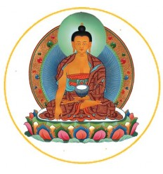 10 Adhésives Shakyamouni