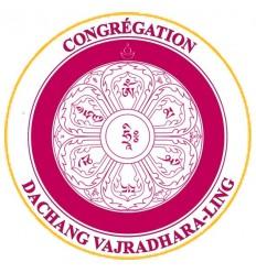 10 adhésifs Logo VajraDhara Ling